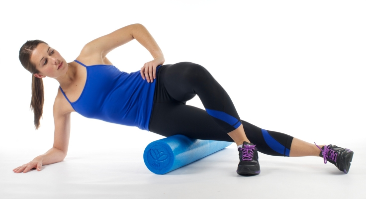 Foam Rolling For Physiotherapy