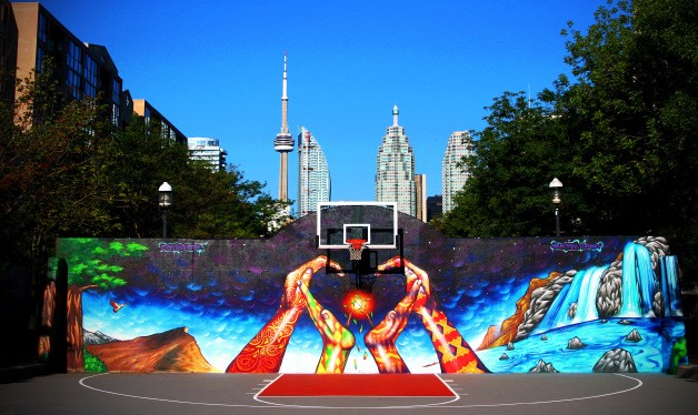 Top 5 Basketball Courts In Toronto Healthmax