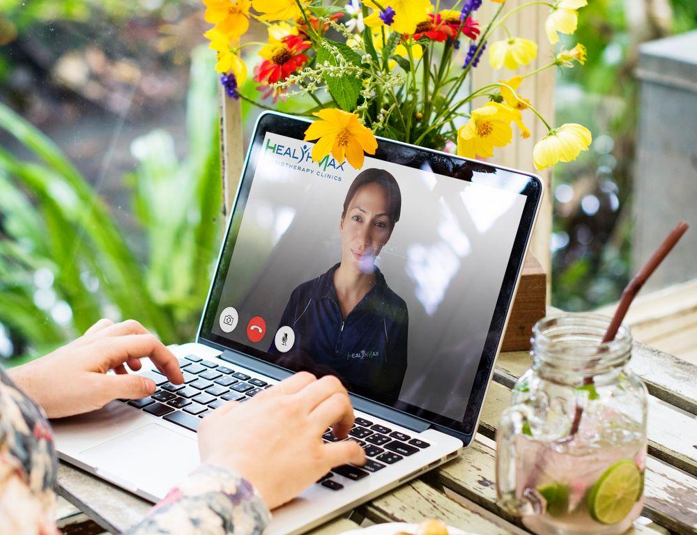 Tele Rehab Video Call Session